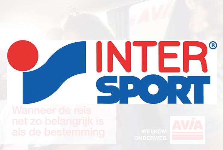 Intersport bij AVIA Tankservice Haarhuis in Westerhaar, Welkom onderweg