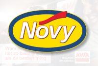 Novy bij AVIA Tankservice Haarhuis in Westerhaar, Welkom onderweg