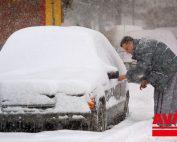 auto winterklaar welkom onderweg